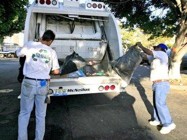 No habrá recolección de basura el 1 de enero
