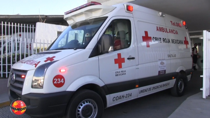 Reporta la cruz roja diariamente 25 niños lesionados por descuido en vacaciones