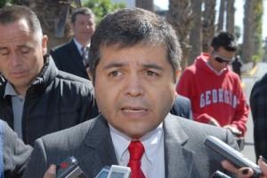 Eduardo Olmos Castro, alcalde de Torreón.