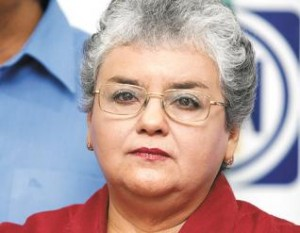 Esther Quintana Salinas, diputada del PAN