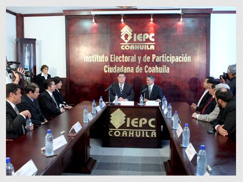Anuncia IEPC plan de austeridad, reducen sueldos
