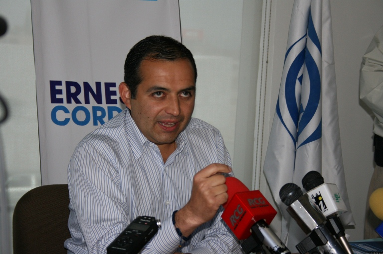 Visitará Coahuila Ernesto Cordero rumbo al CEN del PAN