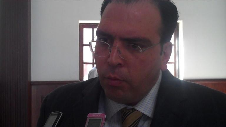 """""""Yo trabajaré donde me pongan"""": Francisco Tobías"""