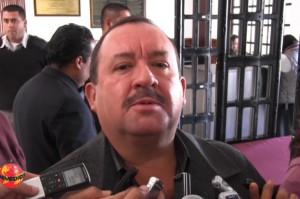 Víctor Zamora Rodríguez, diputado local electo.