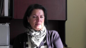 Laura Martínez Rivera, Directora de la oficina para Promover la Igualdad y en contra de la discriminación.