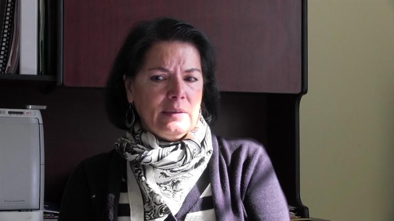 Migrantes no aprovechan instancia: Laura Martínez Rivera