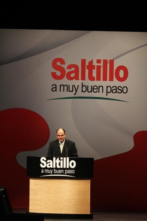 Líderes nacionales reconocen labor del alcalde de Saltillo