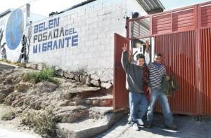 Casa del Migrante en Saltillo