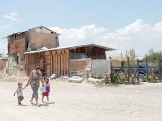 Desarrollo Urbano apoya predios irregulares con atención oportuna