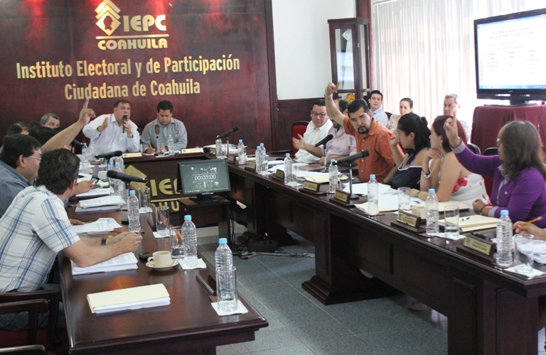 Legislación no contempla candidaturas independientes en Coahuila