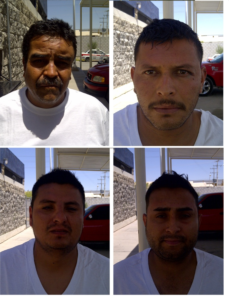 Otorgan arraigo a banda de secuestradores de Matamoros