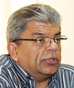 Va Gerardo Villarreal a Proyectos Especiales en la Comisión de Seguridad