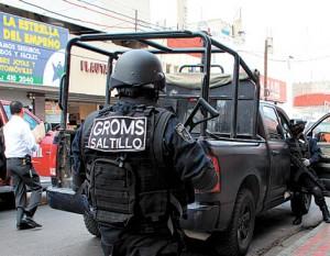 GROMS Saltillo