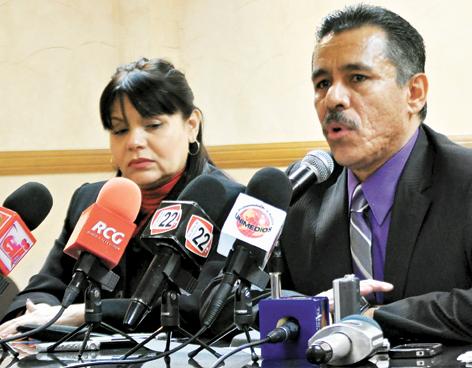 Defiende SNTE Coahuila a comisionados sindicales