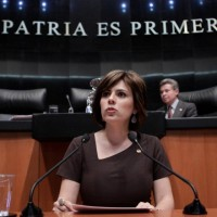 Hilda Flores Escalera, senadora por Coahuila