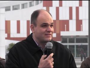Alcalde de Saltillo, Jericó Abramo Maso