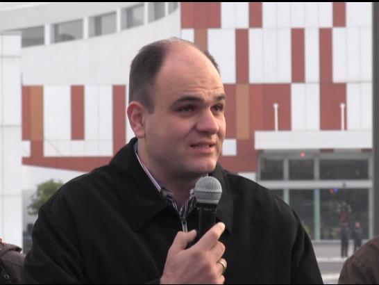 'En Saltillo ganan los buenos': Jericó Abramo