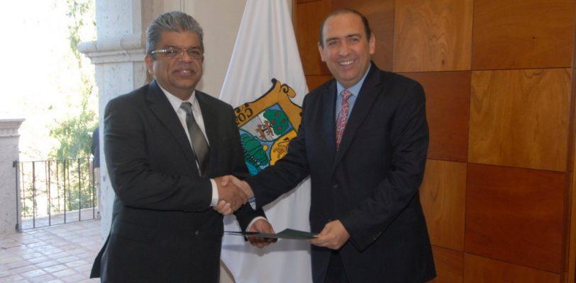 Nombran en Coahuila a Gerardo Villarreal como Secretario de Seguridad Pública