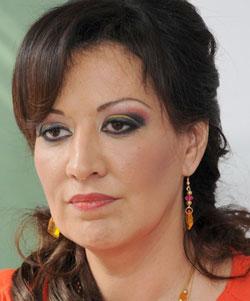 Bertha Castellanos de Secretaria de Estado a Síndica