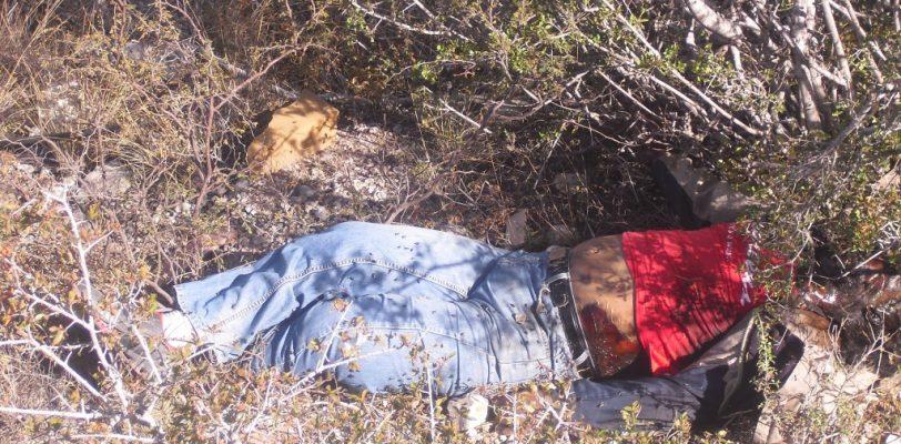 BREVES POLICÍACAS/Encuentran hombre sin vida, con reporte de desaparecido