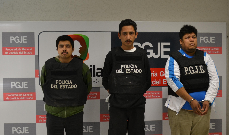 Detienen banda de secuestradores que operaban en la Laguna