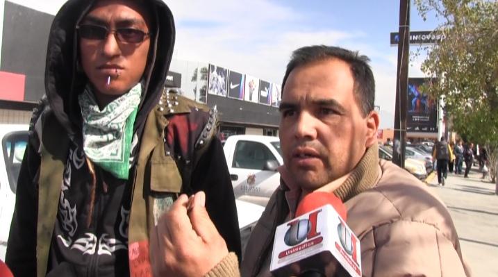 Detienen a manifestante en Saltillo por portar carrillera con balas