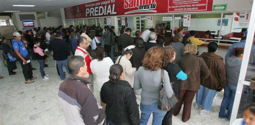 Dependencias federales adeudan 3 mdp a Saltillo por predial