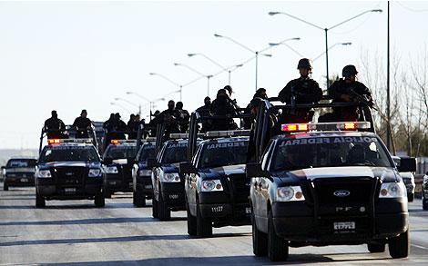 Llegan 150 efectivos federales a Coahuila