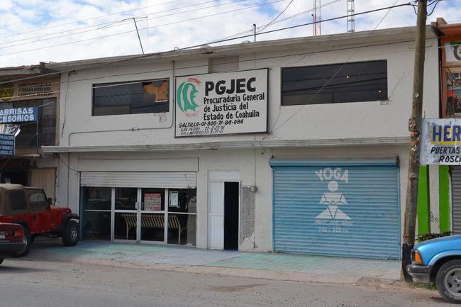 "Urge alcalde de Francisco I. Madero ""modernizarse"" a PGJE de Coahuila"