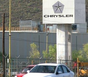 Incumple Chrysler Derramadero producción a EU por ausentismo laboral