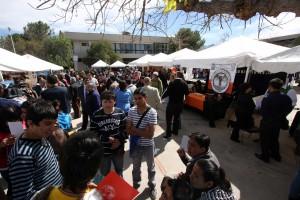 """GRAN AFLUENCIA EN LAS OFERTAS EDUCATIVAS DE LA EXPO """"PERSPECTIVA UNIVERSITARIA 2013"""""""