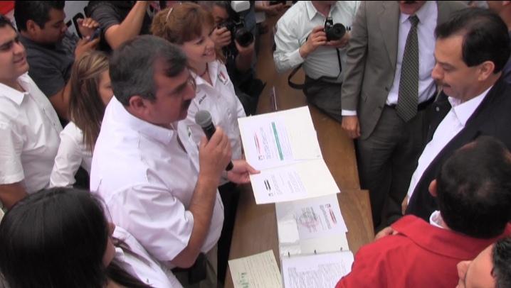 """Yo cumplí como alcalde, asegura """"el diablito"""" De las Fuentes"""