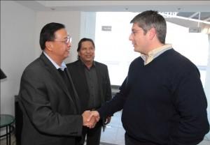 Interesa a Indonesia intercambio empresarial y comercial con Coahuila
