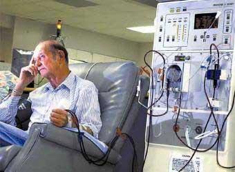 A partir del 2013 Seguro Popular atenderá a enfermos renales
