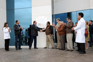 Inauguran Gobernador y Rector la Escuela de Ciencias de la Salud en Piedras Negras
