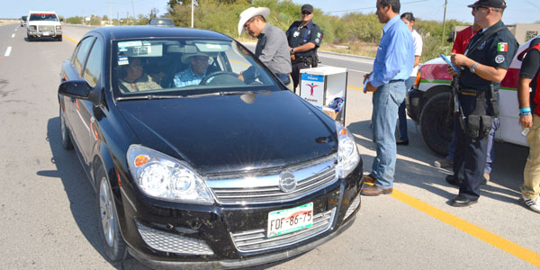 Arranca operativo paisano en Coahuila