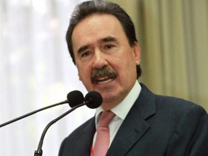 NACIONAL/ Sacaremos las reformas; no habrá 'fast track': Emilio Gamboa Patrón