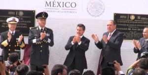 Conmemora EPN 100 años del Plan de Guadalupe
