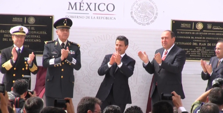 El desafío es liberar a México de los obstáculos: Peña Nieto