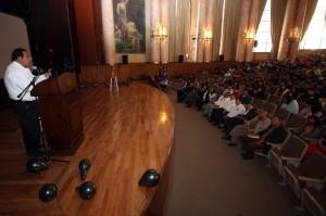 Cuarto Encuentro de Líderes Éticos Universitarios