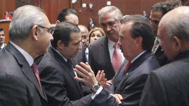 NACIONAL/ Los senadores perfilan cambios a la reforma en telecomunicaciones