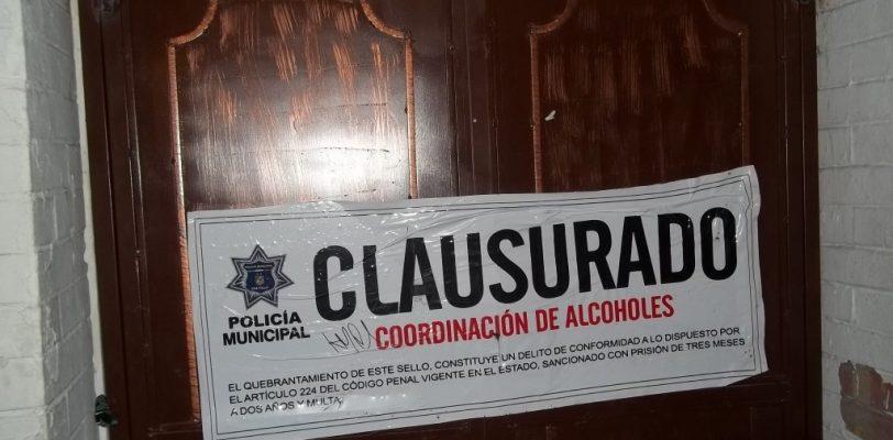 Clausuran 8 bares en Saltillo por irregularidades