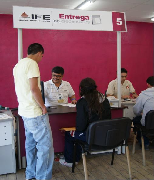Nigropetenses tienen hasta el 21 de junio para reponer credenciales