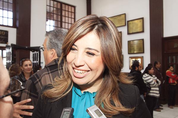 Diputada Guadalupe Rodríguez