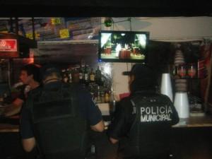 Clausuran 11 bares en Torreón