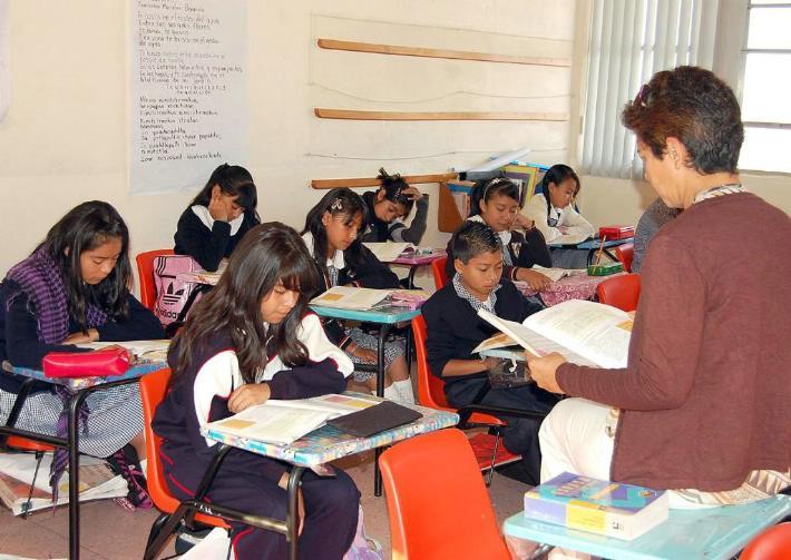 NACIONAL/ SEP busca quitar al SNTE control de plazas de maestros