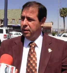Héctor Horacio Dávila, Presidente de la Asociación Estatal de Hoteles y Moteles