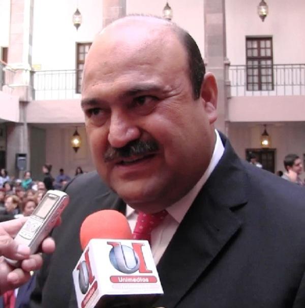 Rodrigo Fuentes Ávila, secretario de Sedesol.