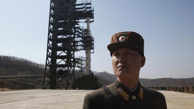 Estados Unidos traslada un radar a las costas de Corea del Norte