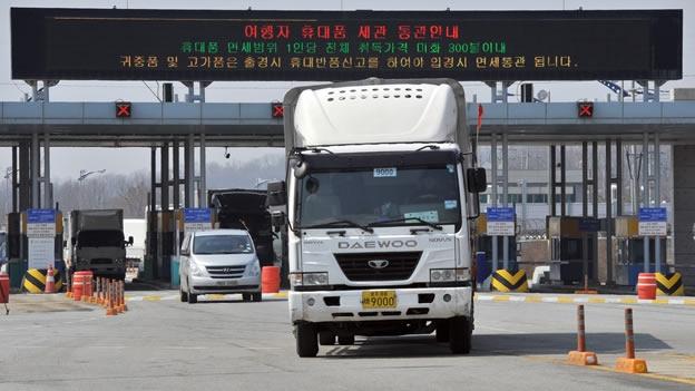INTERNACIONAL/ El gobierno de Corea del Norte bloquea el paso a trabajadores surcoreanos